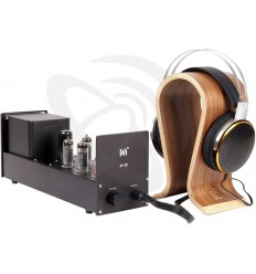KINGSOUND M-20 Amplificateur à Tubes & KS-H3 Casque Electrostatique Pack Black