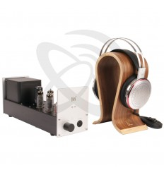 KINGSOUND M-20 Amplificateur à Tubes & KS-H3 Casque Electrostatique Pack Silver