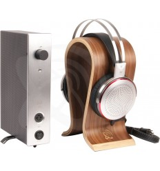 KINGSOUND M-10 Amplificateur & KS-H3 Casque Electrostatique Pack Silver