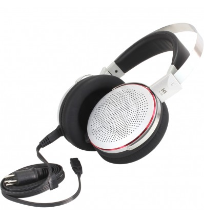 KINGSOUND KS-H3 Casque Electrostatique Silver